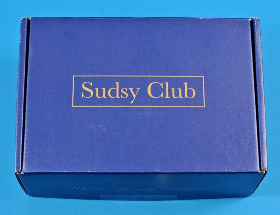 Sudsy Club box