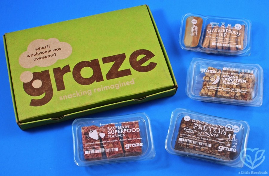 March 2019 Graze review