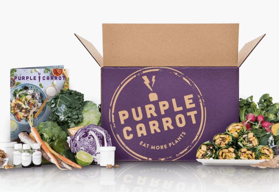 purple carrot coupon