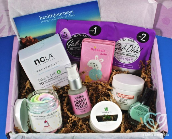 March 2019 TheraBox review