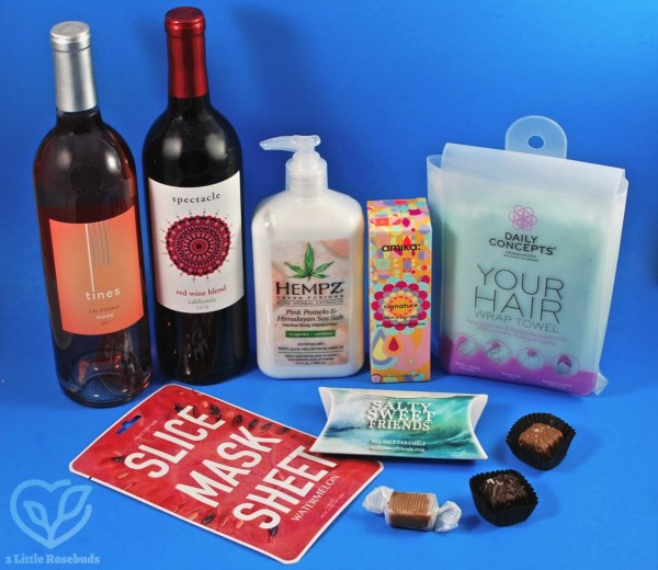 Spring 2019 Vine Oh! review