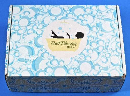 Bath Blessing Box