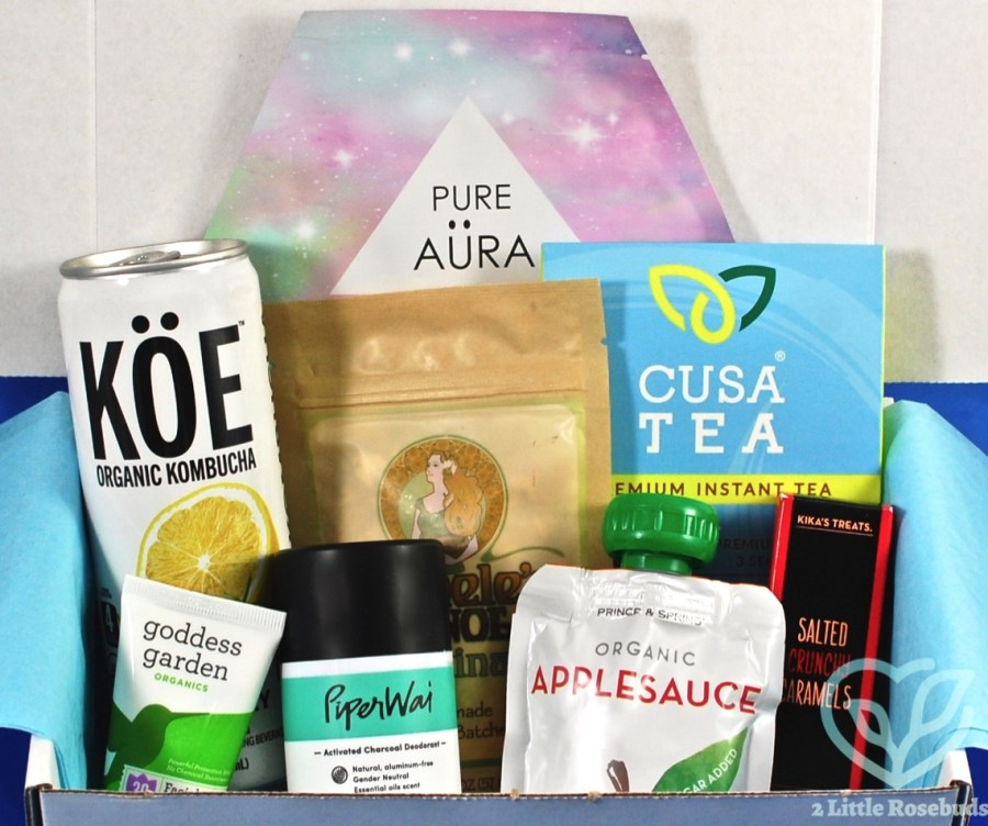 May 2019 Daily Goodie Box review