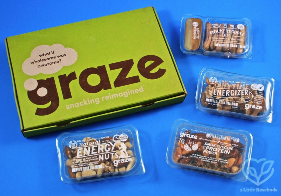 May 2019 Graze review