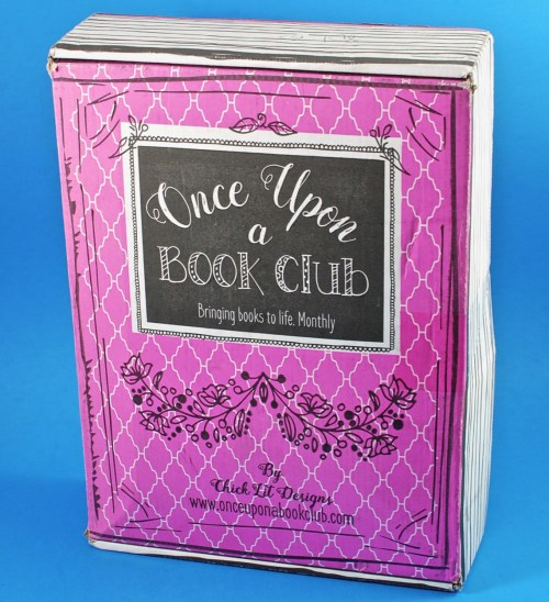 Once Upon a Book Club box