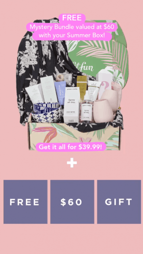 FabFitFun summer 2019 coupon