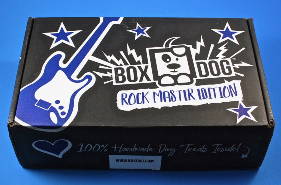 box dog subscription