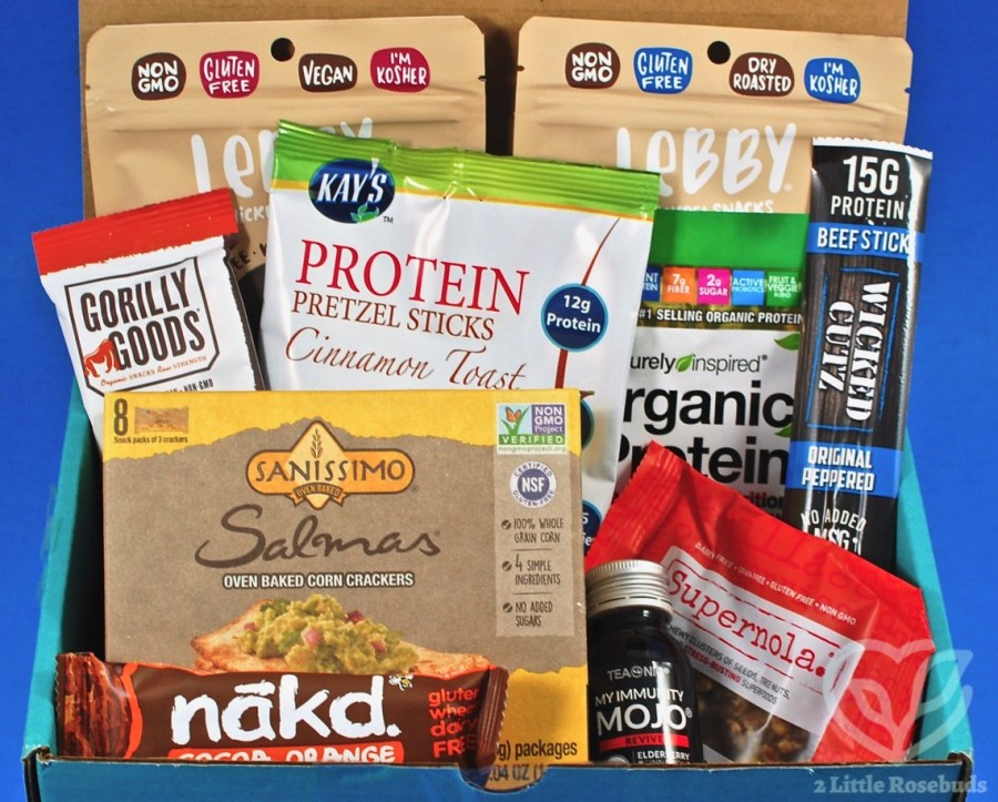 Fit Snack December 2019 review