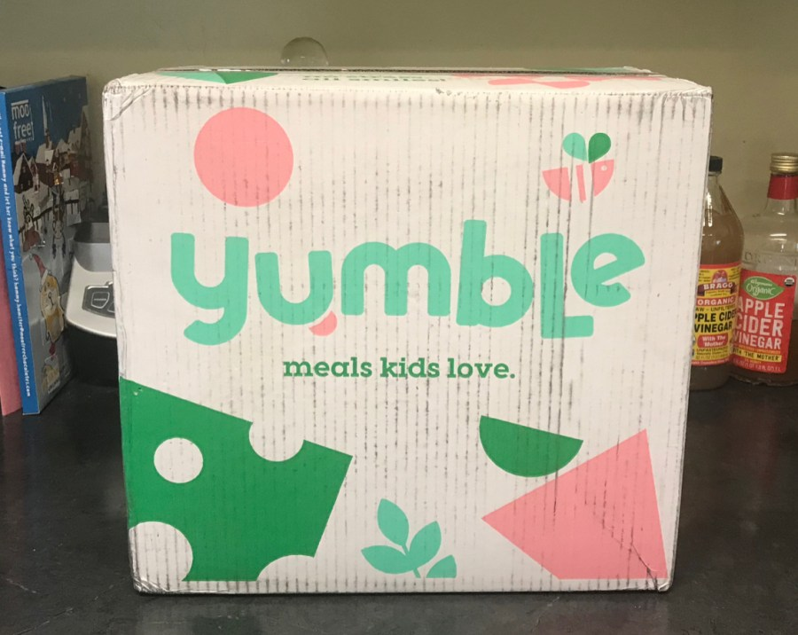 yumble box