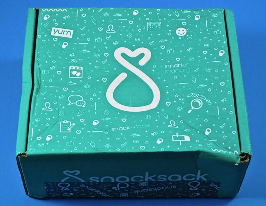 snacksack box