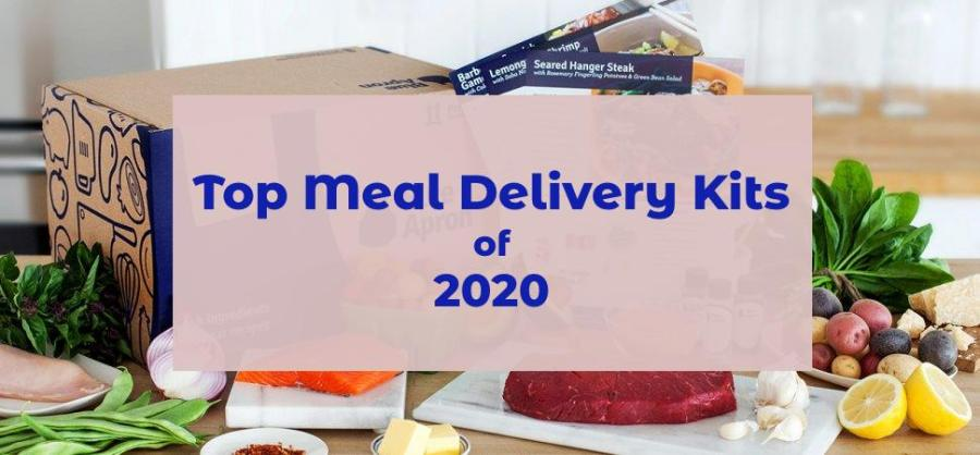 meal delivery kits 2020