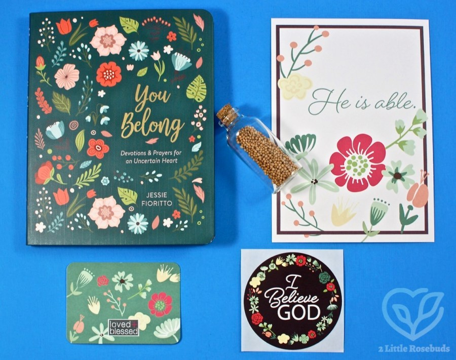 June 2020 Loved + Blessed box review