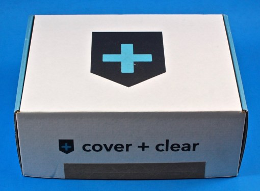 Cover + Clear box