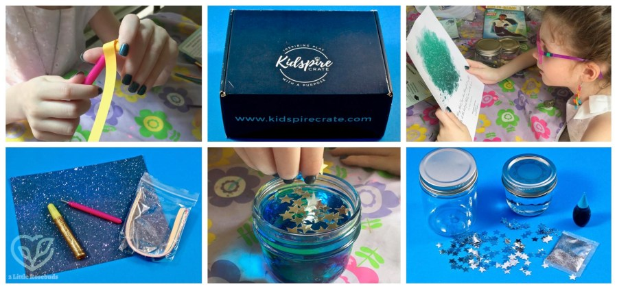 Kidspire Crate August 2020 review