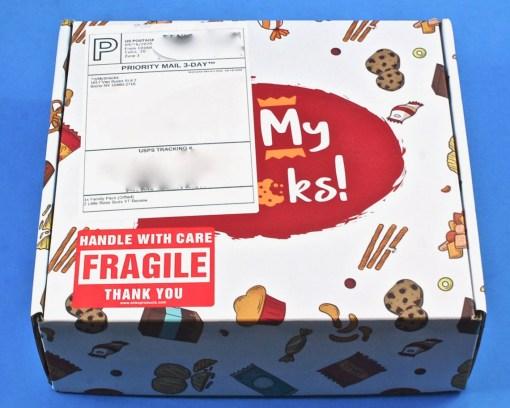 Try My Snacks box