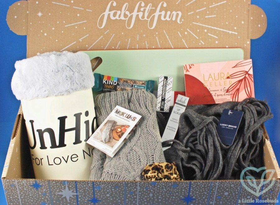 FabFitFun Winter 2020 review
