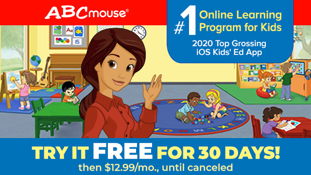 abc mouse try free