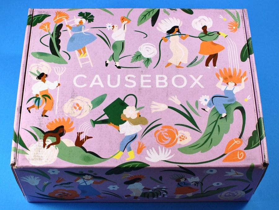 Spring 2021 causebox