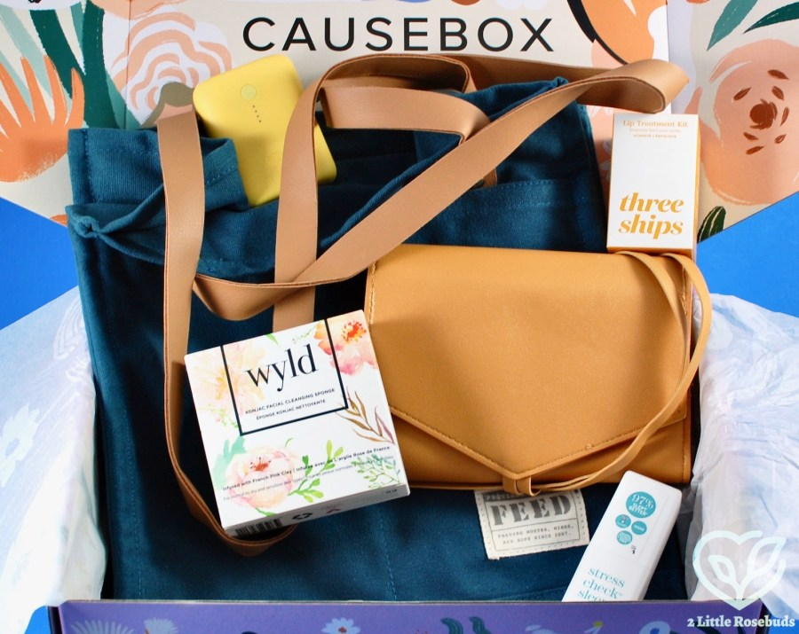Causebox Spring 2021 review