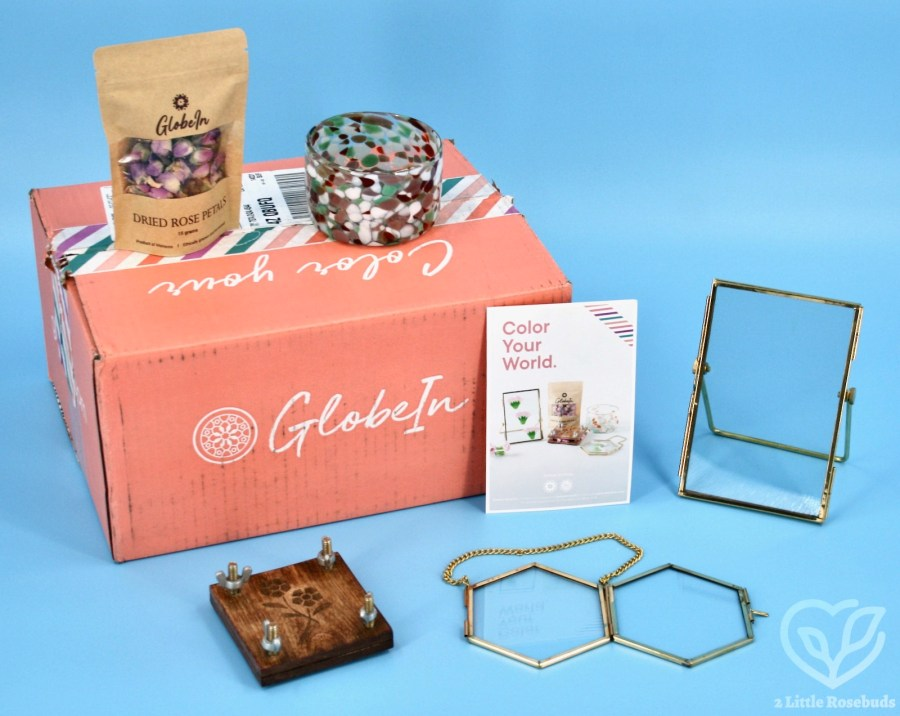 GlobeIn June 2021 Eternal Box review