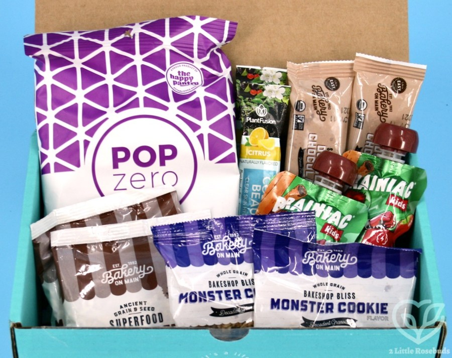 Fit Snack July 2021 review