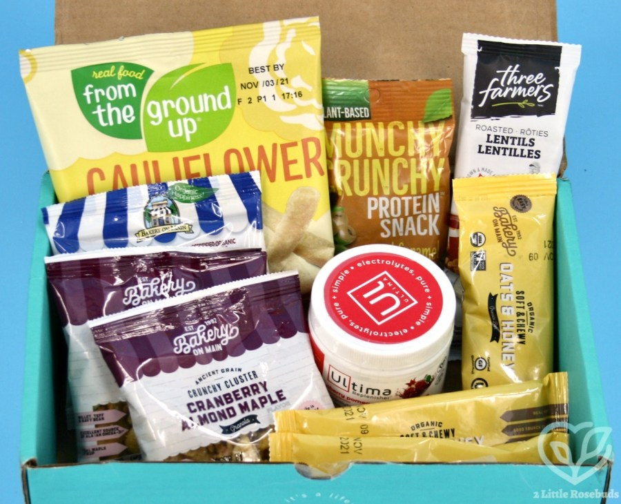 Fit Snack June 2021 review