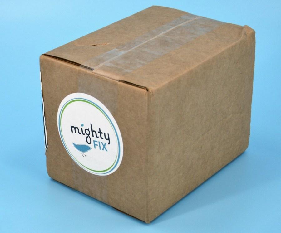 Mighty Fix box