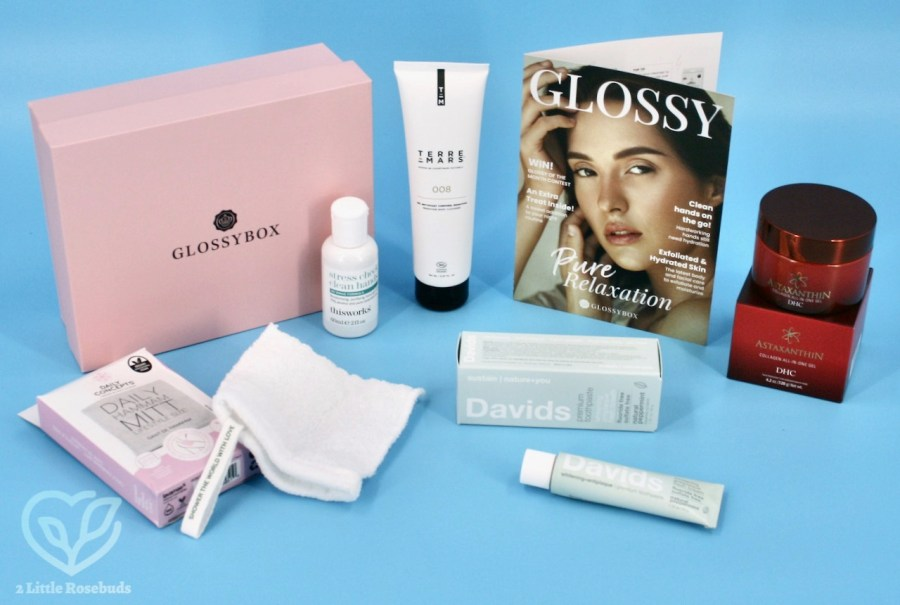 Glossybox September 2021 review