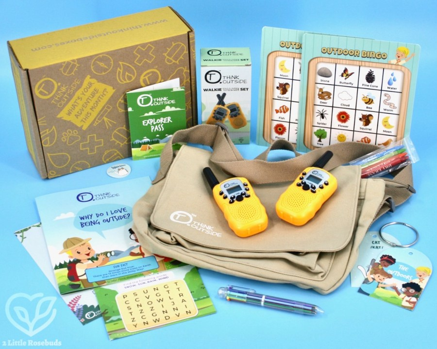 Think Outside Junior starter box review