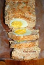 chicken egg loaf