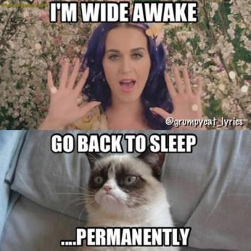 Tuesday S Memes Katy Perry 2 Loud 2 Old Music