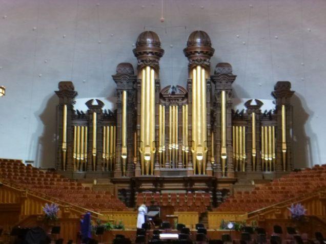 big organ!