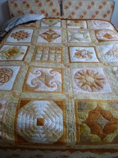 Móðir's quilt