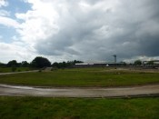 the exhibition ground