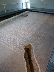 mosaic and hypocaust