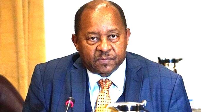 zimbabwe buys corruption covid-19 jaji investments obadiah moyo