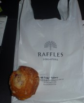 Muffins from Raffles