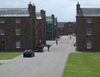 Barracks Square.