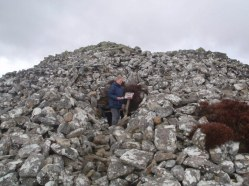 Ancient Burial Cairn