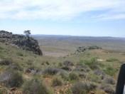View from Horseshoe Rim.