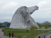 The Kelpies, Grangemouth