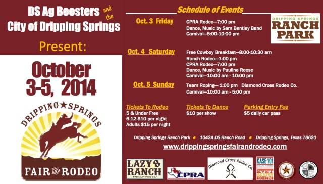Dripping Springs Flyer