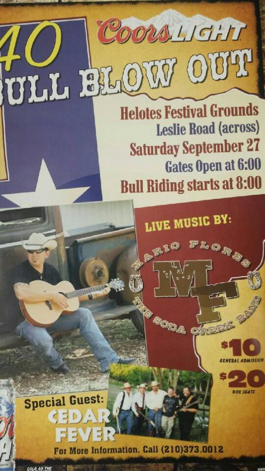 Helotes Bull Riding