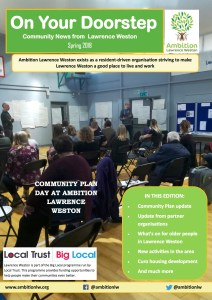 Lawrence Weston Community Plan workshop
