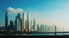 Dubai Skyline things to do