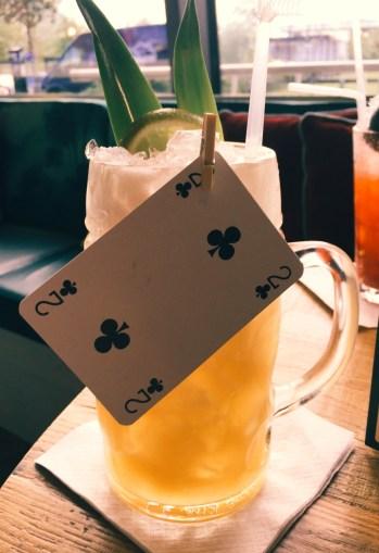 Madhatter Cocktail at Revolución de Cuba Milton Keynes