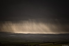 Exmoor Rain by James Archibald