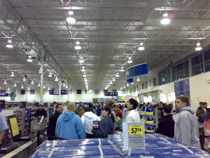 Black Friday 2007 Best Buy
