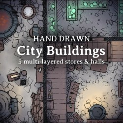 Roll20 City Buildings Pack 1