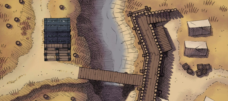 Wooden Watchtower (0)